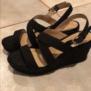 Lauren platform sandals
